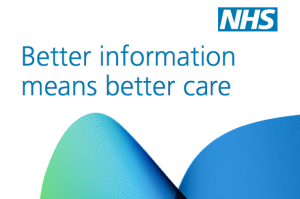 NHS leaflet cover