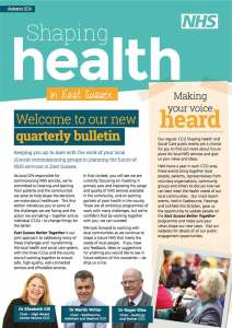 shaping health bulletin