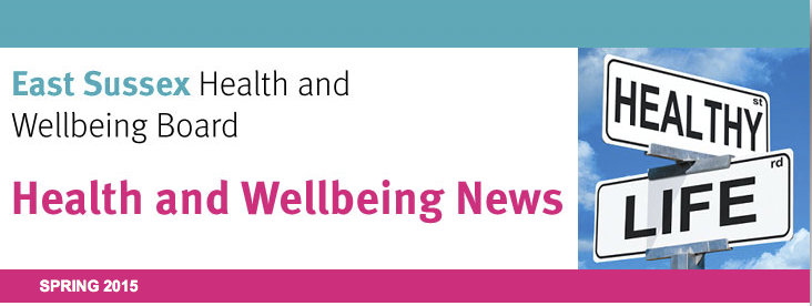 Health & Wellbeing News header