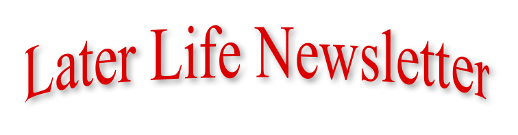 Later Life newsletter