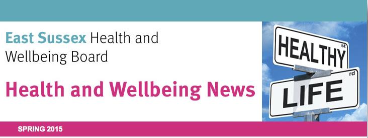 Health & Wellbeing News header